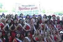 34 देशों की सुपर मॉडल्स ने निकाला बहादुरगढ़ में मार्च, दिया ये संदेश