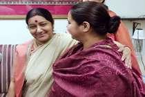सुषमा स्वराज के साथ काम करेंंगी लालू की बेटी मीसा भारती, मिली बड़ी जिम्मेदारी