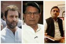 रालोद गठबंधन से बाहर, सपा 300 तो कांग्रेस 100 सीटों पर लड़ेगी चुनाव