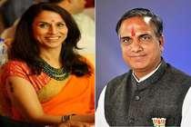 भाजपा सांसद ने लिखा, 'शोभा डे जी अपनी खूबसूरती पर इतना नाज न करें'