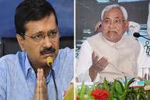 एमसीडी चुनाव में आमने-सामने होंगे केजरीवाल और नीतीश कुमार