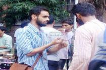 जेएनयू की आग में झुलसा रामजस कॉलेज, फिर भिड़े लेफ्ट-राइट