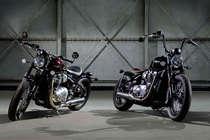 आपको माचो लुक देगी ट्रायम्फ की ये लग्जरी क्रूजर बाइक