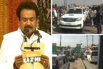 बिना टोल चुकाए गुजरीं योगी सरकार के कैबिनेट मंत्री की 350 गाड़ियां