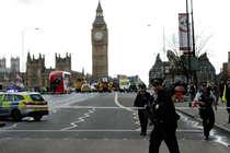 ब्रिटेन में संसद के बाहर आतंकी हमला, चार लोगों की मौत, फायरिंग में कई जख्मी