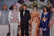 PM मोदी ने 20 साल पहले की तस्वीर के जरिए कोविंद को दी बधाई