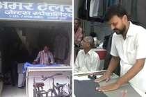 इस दर्जी की बनाई पोशाक में राष्ट्रपति पद की शपथ लेंगे रामनाथ कोविंद!