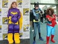 अमेरिका के सेन डिएगो में 20 से 23 जुलाई कॉमिक-कॉन 2017 सेलिब्रेट किया गया. इस मौके पर दुनिया भर के लोग अपने पसंदीदा टीवी, फिल्म या कार्टून के किरदार में नजर आए. image: getty images