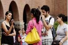 डीयू छात्रसंघ चुनाव, 'आप' ने मुकाबला किया रोमांचक!