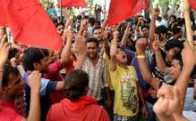 जेएनयू में भारत विरोधी नारे और कश्मीर का सच..!