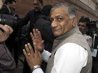 पाक बंद करे गलत काम, नहीं तो भारत उसके साथ किसी बैठक में नहीं लेगा हिस्सा : वी के सिंह