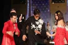 अमिताभ बच्चन, वरुण धवन, आलिया भट्ट ने रैम्प पर बिखेरे जलवे