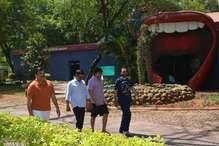 बेंगलुरुः नेचुरोपैथी के बाद फिट दिखे भगवंत मान-अरविंद केजरीवाल