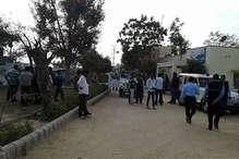 बिजली चोरी पकड़ने गए दल पर ग्रामीणों का हमला, 3 पुलिसकर्मियों सहित10 घायल
