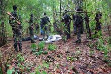 सुकमा में नक्सली हमले में सीआरपीएफ के 12 जवान शहीद, 2 घायल