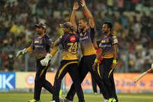 कोलकाता के गेंदबाज़ों का कहर, 82 रन से हारा बेंगलोर