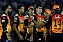 KXIP vs SRH: हैदराबाद ने दर्ज की पांचवीं जीत, पंजाब को 26 रनों से हराया