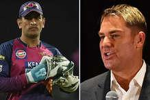 वॉर्न की ऑलटाइम IPL इलेवन से आउट हुआ ये दिग्गज इंडियन, धोनी हैं कप्तान