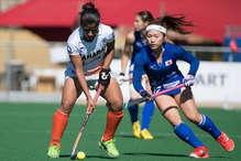 महिला हॉकी: जापान से भारत हारा, विश्व कप क्वालीफाई करने का मौका गंवाया
