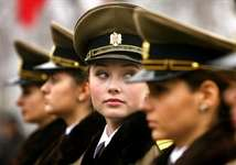 इन 25 देशों की लेडी सोल्जर्स की खूबसूरती देख रह जाएंगे दंग!
