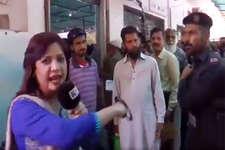कराचीः Live रिपोर्टिंग कर रही महिला पत्रकार को जड़ा थप्पड़, वीडियो वायरल