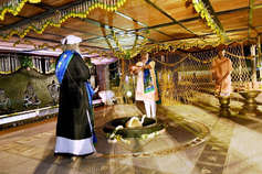 जब 112 फुट की शिव प्रतिमा को एकटक देखते रह गए पीएम मोदी