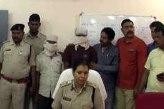 पतंजलि की एजेंसी देने के नाम पर लाखों की ठगी के दो आरोपी गिरफ्तार