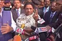 एसपी-बीजेपी से जनता परेशान, बीएसपी की बनेगी सरकार: मायावती