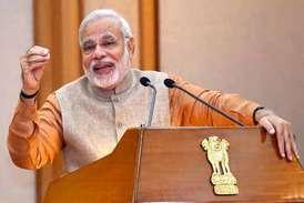 कमांडर कांफ्रेंस में शिरकत कर दिल्ली लौटे पीएम मोदी