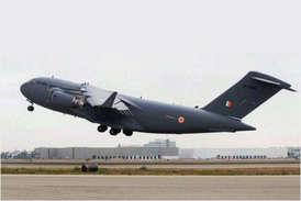 लद्दाख में वायुसेना का सुपर हरक्यूलिस विमान हुआ क्षतिग्रस्त