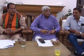 'सांसद आदर्श ग्राम योजना' के तहत किशुनपुर पेयजल आपूर्ति योजना स्वीकृत