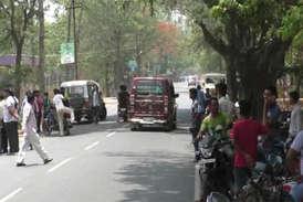 सड़क दुर्घटना में युवक की मौत, हेल्मेट नहीं पहनना मौत की वजह !