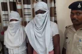 बालाघाट: नक्सलियों के लिए ठेकेदार से रुपए वसूली करने वाले दो गिफ्तार