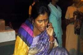 बड़कागांव एमएलए निर्मला देवी ने किया सरेंडर