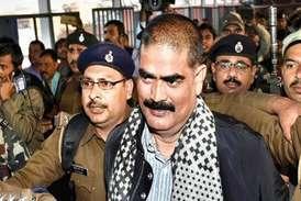 राजदेव रंजन हत्याकांड में शहाबुद्दीन को 8 दिनों के रिमांड पर लेगी सीबीआई