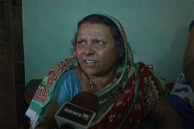 हमलोगों का दुख हरने कोई नहीं आ रहा - शहीद शशिकांत की मां
