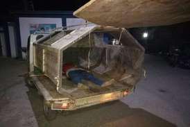 एंबुलेंस-शव वाहन में नहीं, कचरा गाड़ी में उठाया इंसान का शव