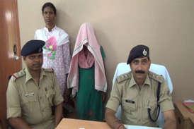 कुख्यात महिला नक्सली लिलमुनी मुंडा गिरफ्तार, कई बड़ी घटनाओं में रह चुकी है शामिल
