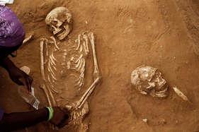 इजरायल में मिला प्राचीन फलिस्तीनी कब्रिस्तान, अब खुल जाएगा बाइबिल का ये सबसे बड़ा रहस्य!