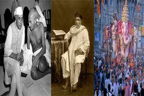 कांग्रेस नहीं चाहती थी गणेशोत्सव शुरू करना, नेहरू भी थे विरोध में, लेकिन हुआ ये चमत्कार, बदल गई देश की तस्वीर