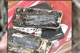 सैमसंग के बाद अब आईफोन 7 फोन फटने की खबर