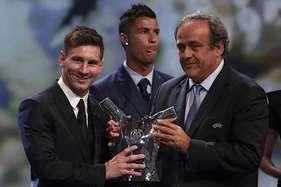 रोनाल्डो का चौंकाने वाला बयान, कहा- मैसी न दोस्त हैं न दुश्मन