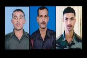 शहीद मनोज कुमार और शशांक के परिवार को यूपी सरकार देगी 25 लाख