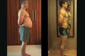 आमिर का जवाब नहीं, 'दंगल' के बाद ऐसे घटाया 37 किलो वजन!