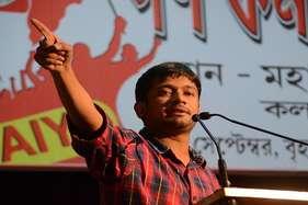 ट्रंप से 'बेहतर' हैं मोदी: कन्हैया कुमार