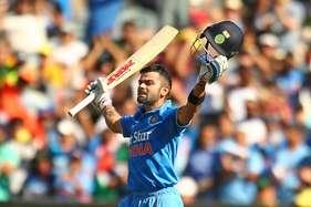 आईसीसी वनडे रैंकिंग में कोहली दूसरे नंबर पर, डीविलियर्स अव्वल