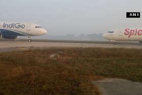 इंदिरा गांधी एयरपोर्ट पर टला बड़ा हादसा, टकराने से बचे दो विमान