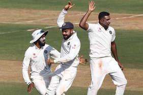 IND vs ENG: पहले दिन रहा स्पिनर्स का दबदबा, लिए सभी विकेट, इंग्लैंड ने बनाए 5/288 रन