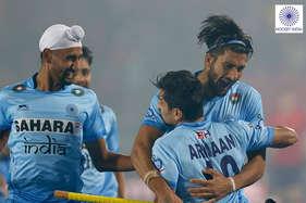 जूनियर हॉकी विश्व कप में भारत ने तिरंगा लहराया, इंग्लैंड को 5-3 से हराया