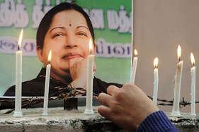 जयललिता के निधन पर दुख और सदमे से 77 लोगों की मौत